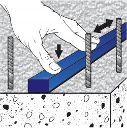 Cordon de etansare, expandabil, pentru hidroizolarea rosturilor - IDROSTOP - Pelicule hidroizolante