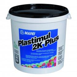 Hidroizolatie bituminoasa bicomponenta - PLASTIMUL 2K PLUS - Pelicule hidroizolante