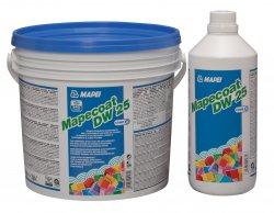 Vopsea epoxidica pentru protectia antiacida a suprafetelor din ciment - MAPECOAT DW 25 - Pelicule hidroizolante