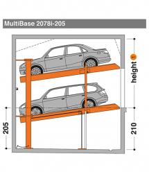 MultiBase 2078i 205 - MultiBase 2078i