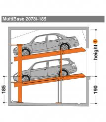 MultiBase 2078i 185 - MultiBase 2078i
