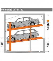 MultiBase 2078i 180 - MultiBase 2078i