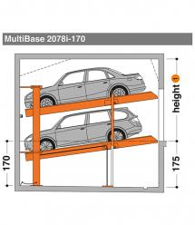 MultiBase 2078i 170 - MultiBase 2078i
