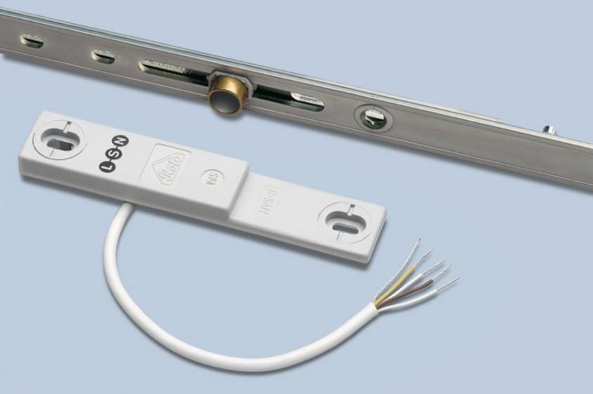 Elementul de contact MVS pentru sistemul de management al cladirii LSN - Roto E-Tec Control MVS