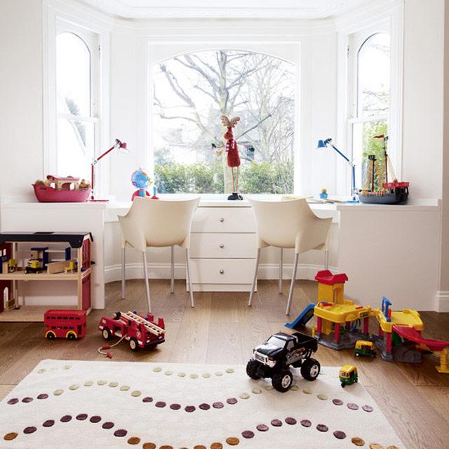 Sugestii pentru amenajarea unui loc de joaca - Sugestii pentru amenajarea unui loc de joaca