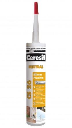 CS 26 - Silicon neutral - Chituri siliconice - Ceresit