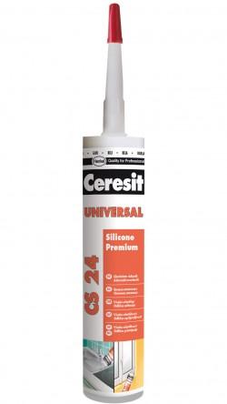 CS 24 - Silicon universal - Chituri siliconice - Ceresit