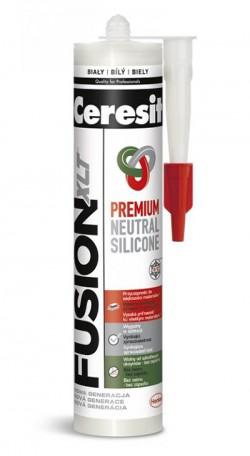 Silicon neutral universal de ultima generatie Ceresit Fusion - Chituri siliconice - Ceresit