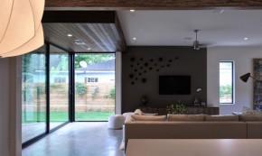 Casa Emory  - Eficienta spatiala pentru o casa amplasata pe un lot ingust