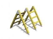 Structura pentru catarat 175006 - CLOVER Elemente