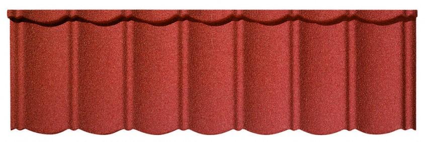 Decra® Classic - Rosu caramiziu (Provence 10) - Decra a lansat pe piață țigla metalică cu