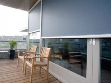 Rulou exterior textil - SUNWORKER - Screen Rits - Sunworker