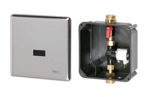 Unitate de spalare pentru pisoare cu senzor infrarosu 24 V DC - SLP 02K - Unitati de spalare pisoare cu senzor infrarosu