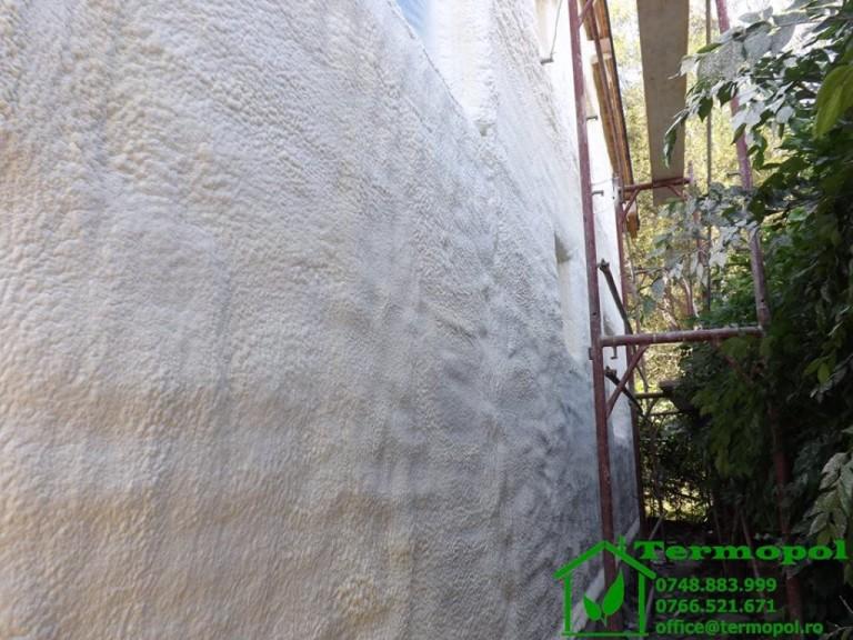 Izolație Termopol pentru pereți exteriori - Izolație Termopol pentru pereți exteriori