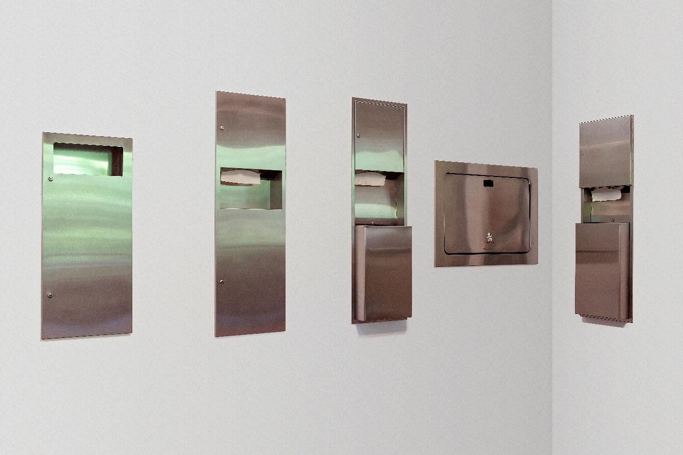 Primul showroom din Europa destinat grupurilor sanitare publice se deschide la Bucuresti - Primul showroom din