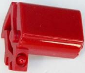 Buton rosu pentru electrica aplicata - cod K19592/93.85 - Accesorii pentru broaste si yale electromagnetice aplicate