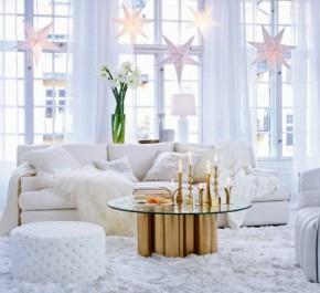 Decoratiuni de tavan - Cum intampinam Craciunul 2016? Gaseste aici cateva sugestii pentru decoratiuni in tendinte!