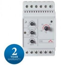 Termostat - Devireg™ 316 DIN-Rail - Termostate pentru topirea ghetii si zapezii