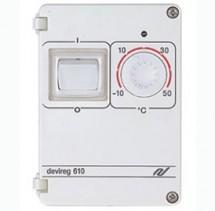 Termostat - Devireg™ 610 - Termostate pentru topirea ghetii si zapezii