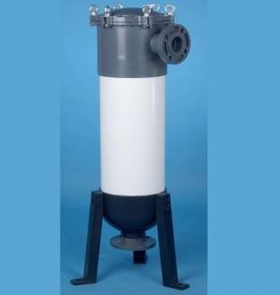 Filtre apa eliminare sedimente in  carcasa de PVC-U - Filtre apa
