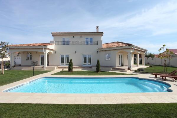 Casa cu piscina SKYMIRROR - Piscina SkyMirror
