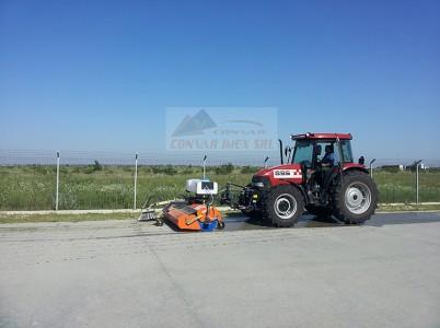 Maturator stradal Plus accesorizat complet - Produse comercializate de CONVAR IMEX