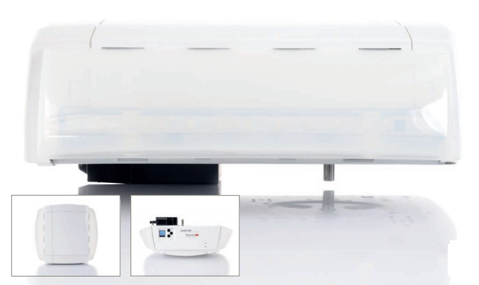 Marantec Comfort370 - solutia ideala pentru usi sectionale de garaj - Marantec Comfort370 - solutia ideala