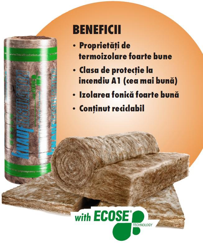 Beneficii - Castiga cu Knauf Insulation