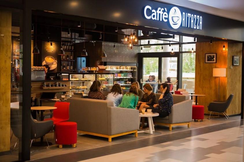 Caffè Ritazza - cea mai noua franciza de cafenele din Romania - Caffè Ritazza - cea
