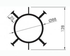 1 - Profile de etansare pentru contractia betonului