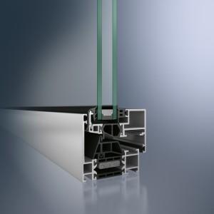 Profil din aluminiu pentru fereastra - Schüco AWS 70 BS.HI - Profil din aluminiu pentru fereastra - Schüco AWS 70 BS.HI