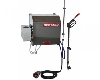 Curatitor cu presiune cu apa calda OERTZEN S 312 E-VA - Echipamente pentru curatenie industrial