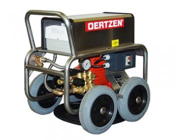 Curatitor cu presiune cu apa calda OERTZEN E312-18/24 kW Mobil - Echipamente pentru curatenie industrial