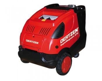 Curatitor cu presiune cu apa calda OERTZEN SuperMagnum 270 ELC - Echipamente pentru curatenie industrial