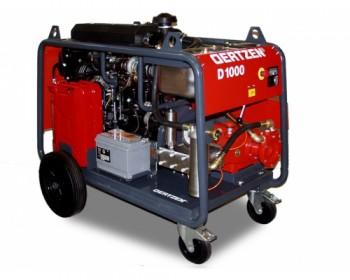 Curatitor cu presiune cu apa rece OERTZEN D 1000 - Echipamente pentru curatenie industrial