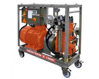 Curatitor cu presiune cu apa rece OERTZEN E 1800 - Echipamente pentru curatenie industrial