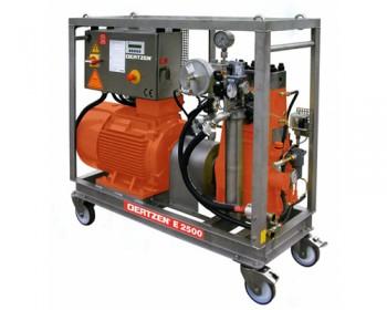 Curatitor cu presiune cu apa rece OERTZEN E 2500 - Echipamente pentru curatenie industrial