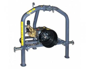 Curatitor cu presiune cu apa rece OERTZEN Z 200 - Echipamente pentru curatenie industrial