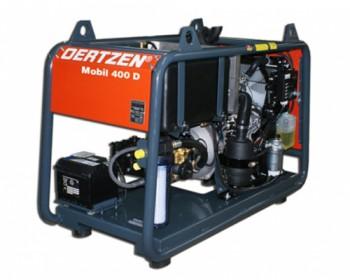 Curatitor mobil cu presiune Oertzen Mobil 400 D - Echipamente pentru curatenie industrial