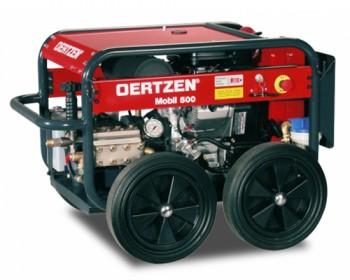 Curatitor mobil cu presiune Oertzen Mobil 500 - Echipamente pentru curatenie industrial