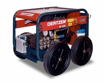 Curatitor mobil cu presiune si apa rece OERTZEN Mobil 320 - Echipamente pentru curatenie industrial
