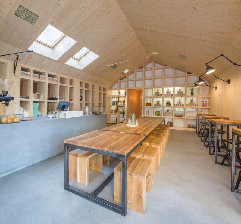 Frudisiac  - 14 cafenele care-ti dovedesc frumusetea design-ului creativ