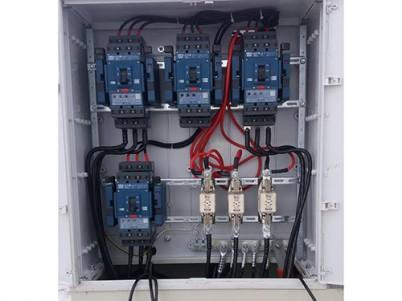 Circuite electrice post transformare - Executie posturi de transformare