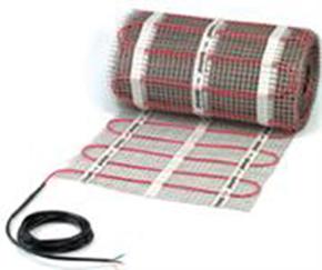 Devimat DTIR-100, DTIR-150 - Covorase de incalzire la interior - DEVIcomfort™