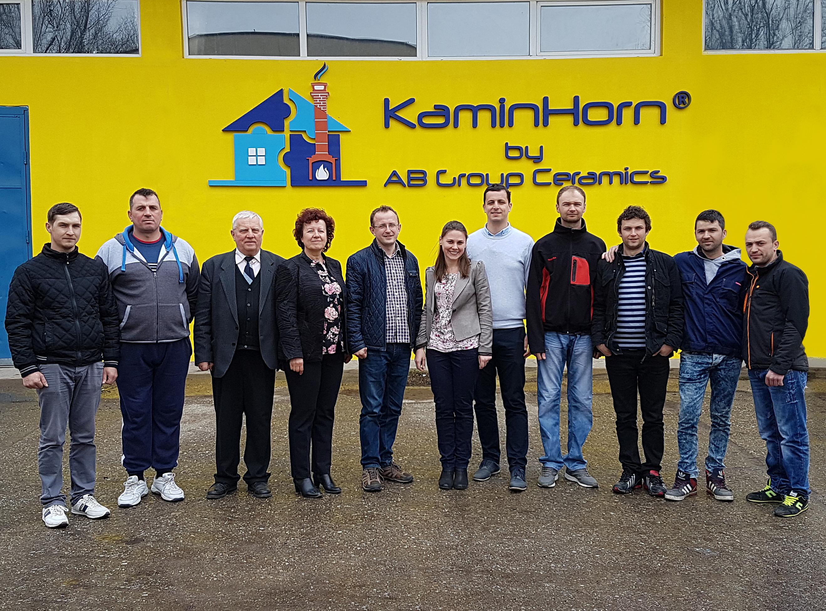 Echipa KaminHorn - KaminHorn