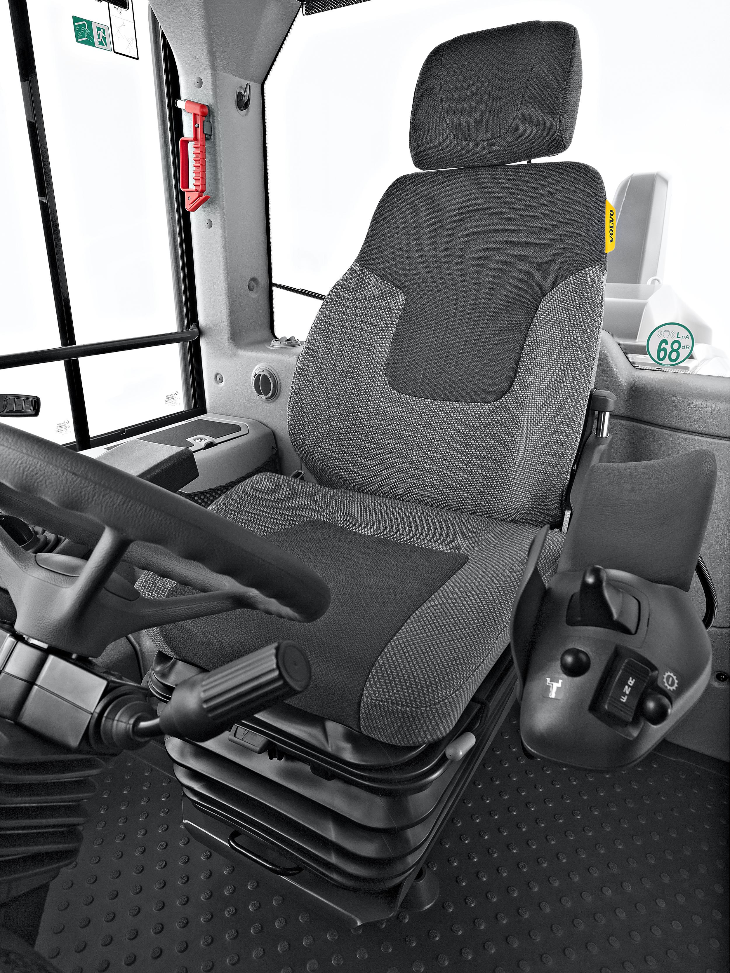Utilajele Volvo L45H și L50H - Inteligență multilaterală - Utilajele Volvo L45H și L50H - Inteligență multilaterală