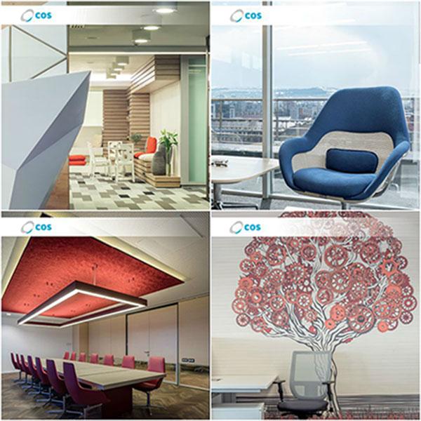 Corporate Office Solutions - Antet cu poza