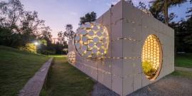 EQUITONE NATURA, Pavilionul din Mexico City, Mexic - EQUITONE NATURA
