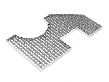 Forme personalizate - Gratare metalice