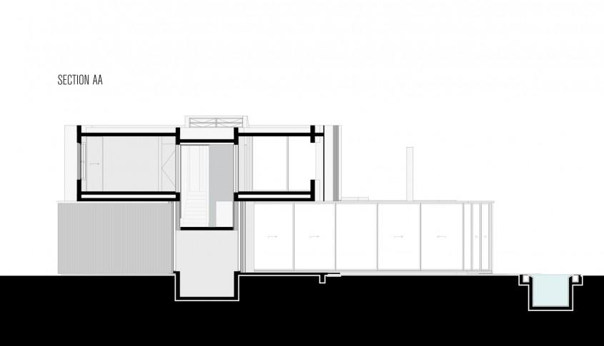 Casa Enseada - planuri - O locuinta de vacanta racoroasa si spatioasa